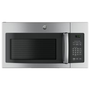GE® 1.6 Cu. Ft. Over-the-Range Microwave Oven with Recirculating Venting Product Image