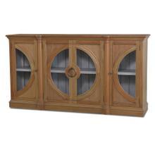 View Product - Pimlico Credenza w/ Glass Door