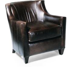 See Details - L2107-C1 Rona Leather Chair