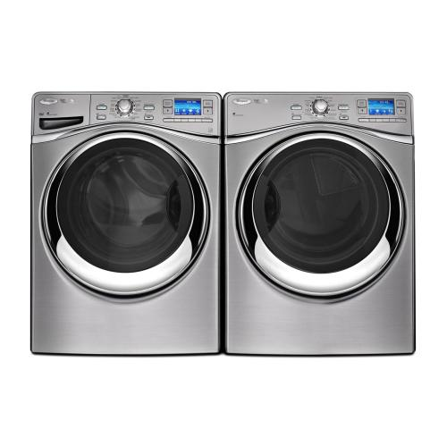 Whirlpool - Smart Front Load Electric Dryer with 6th Sense Live technology