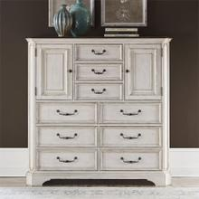 Abbey Road Porcelain White Dressing Chest