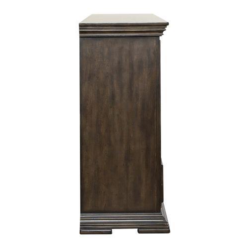 Liberty Furniture Industries - 2 Door 6 Drawer Dresser