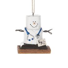 See Details - S'mores Medical Ornament