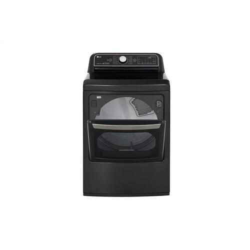 7.3 cu.ft. Smart wi-fi Enabled Electric Dryer with TurboSteam™