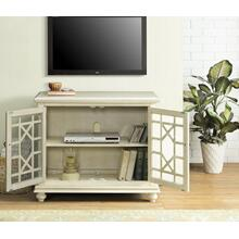ENT CONSOLE - Antique White