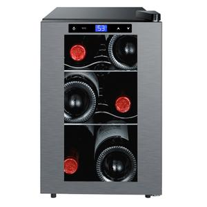 Avanti6 Bottle Thermoelectric Countertop Wine Cooler