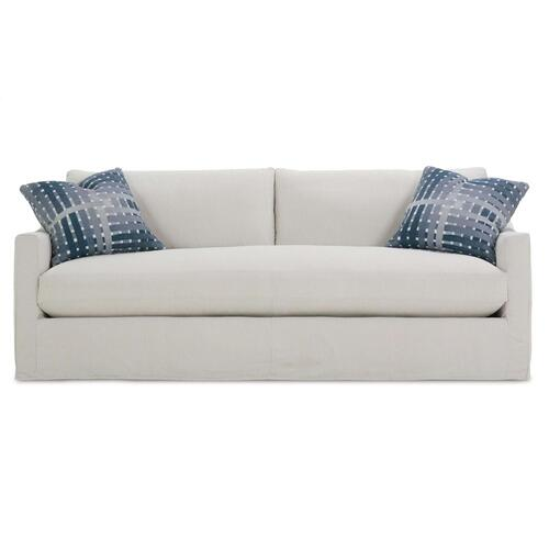 Premium Collection - Bradford Slipcover Bench Cushion Sofa