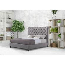 Christina Charcoal - Queen Size Bed