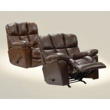 View Product - Chaise Rocker Recliner - Java