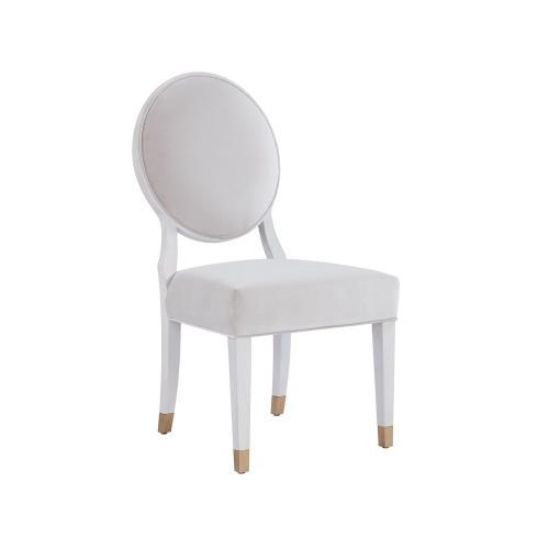 Love Joy Bliss Oval Side Chair