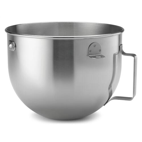 KitchenAid - Brushed Stainless Steel Mixing Bowl - Other