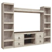 Willowton 4-piece Entertainment Center Product Image