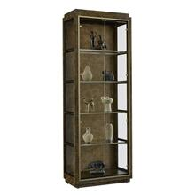 Palms Display Cabinet