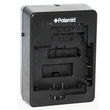 See Details - Polaroid Universal Camera & Camcorder Battery Charger For Canon