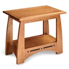 See Details - Aspen Chair Side Table with Inlay