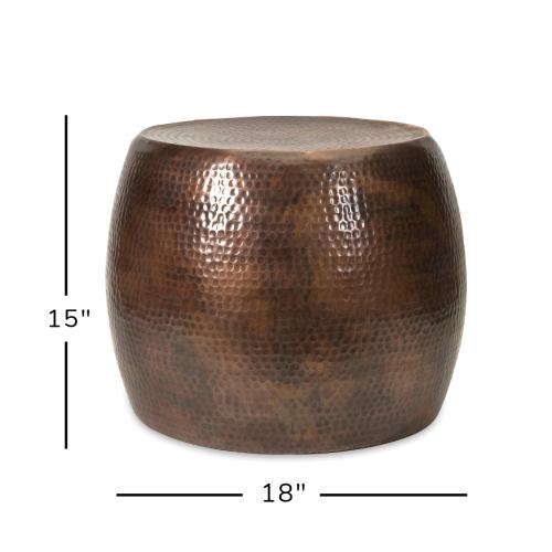 Nuria Short Accent Table