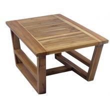 Modern Teak End Table