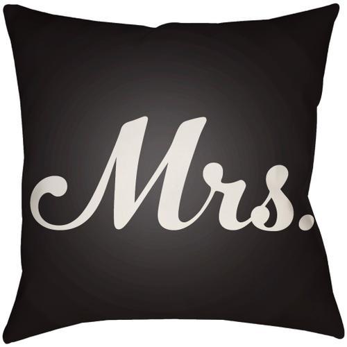 """Mr & Mrs MRSS-003 20""""H x 20""""W"""