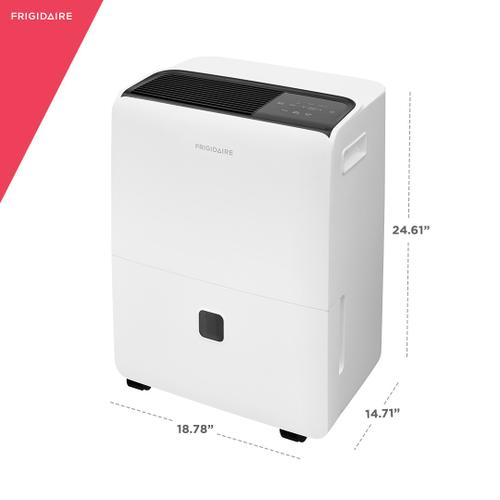 Frigidaire High Humidity 60 Pint Capacity Dehumidifier