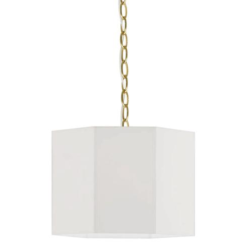 Product Image - 1lt Pendant, Agb W/ Wh Shade