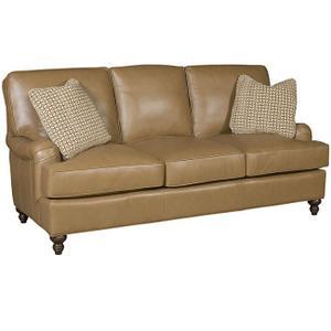 King Hickory - Chatham Leather Sofa
