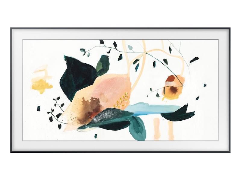 "Samsung50"" Class The Frame Qled 4k Uhd Hdr Smart Tv (2020)"