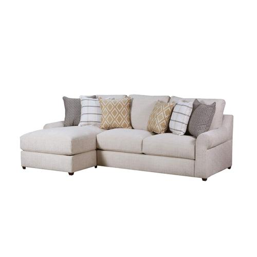 9906 Harmon Two Piece Sectional with Chaise