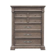 See Details - Crestmont Chest in Brown