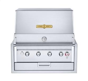 "30"" Infinite Series Built-In Grill"