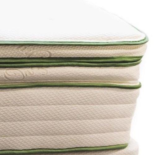 Green Collection - Green Mattress Topper - Firm / Queen