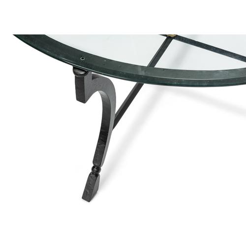 Camargues Coffee Table, Round