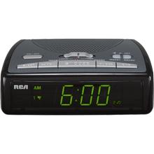Dual wake clock radio with SmartSnooze