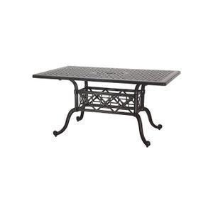 "Gensun Casual Living - Grand Terrace 42"" x 63"" Rectangular Bar Table"