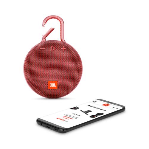 JBL CLIP 3 Portable Bluetooth® speaker