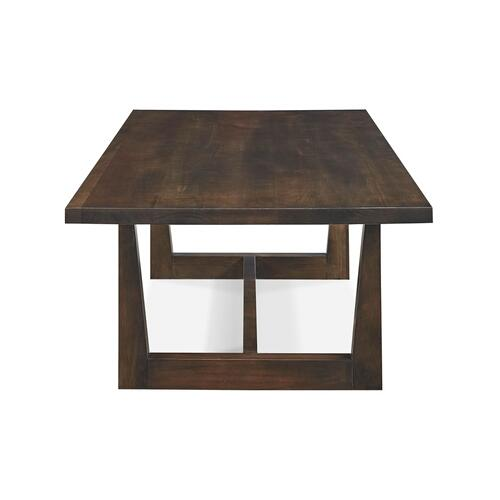 Gallery - Liam Maple Rectangular Cocktail Table