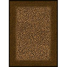 Medium - Legends Leopard Skin 5x8 Rugs