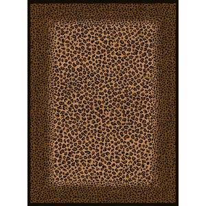 Medium - Legends Leopard Skin 5x8 Rugs