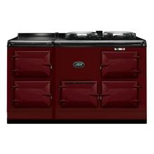 Claret 4-Oven AGA Cooker (gas) Cast-iron range cooker