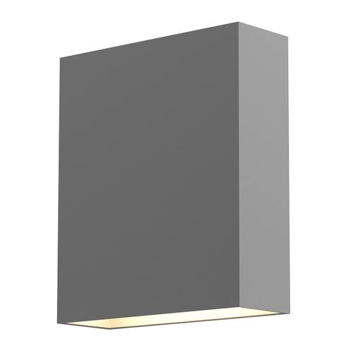 Sonneman - A Way of Light - Flat Box LED Sconce [Color/Finish=Textured Gray]