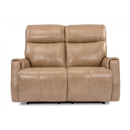 Holton Power Reclining Loveseat with Power Headrests
