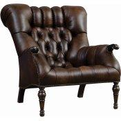 Leather Leopold's Chair
