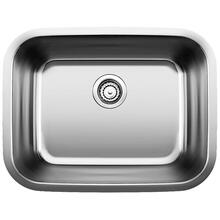 Blanco Stellar Laundry Undermount - Stainless Steel Refined Brushed Finish
