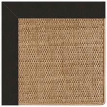 Islamorada-Basketweave Canvas Black