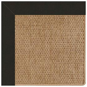 Islamorada-Basketweave Canvas Black