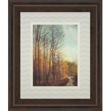"""Trees With Flying Bird"" By Amy Melious And Mossy Oak Native Living Framed Print Wall Art"