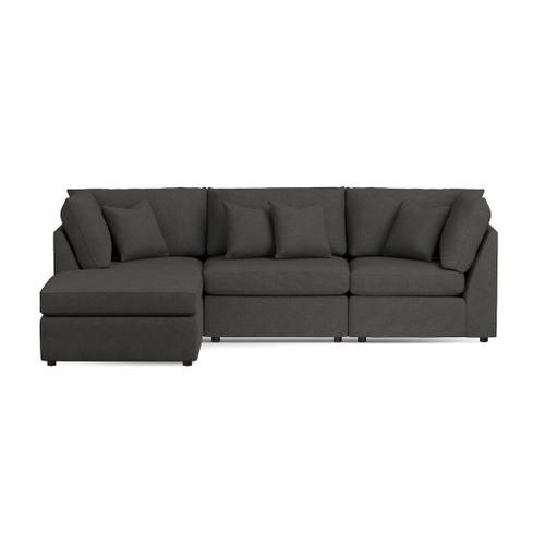 Bassett Furniture - Beckham Small Chaise Sectional