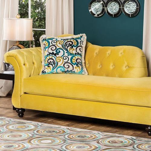 Furniture of America - Antoinette Chaise