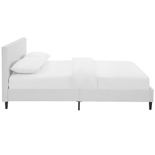 Modway - Anya Full Bed in White
