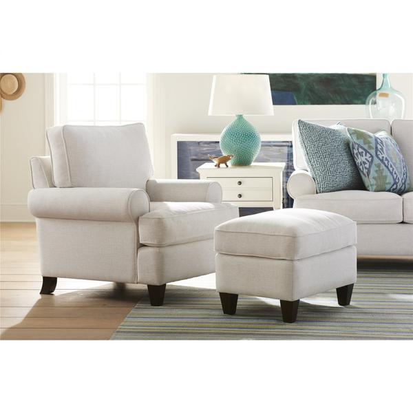 See Details - Blakely Ottoman - Special Order