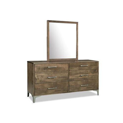 Handstone - Laguna 6 Drawer Long Dresser